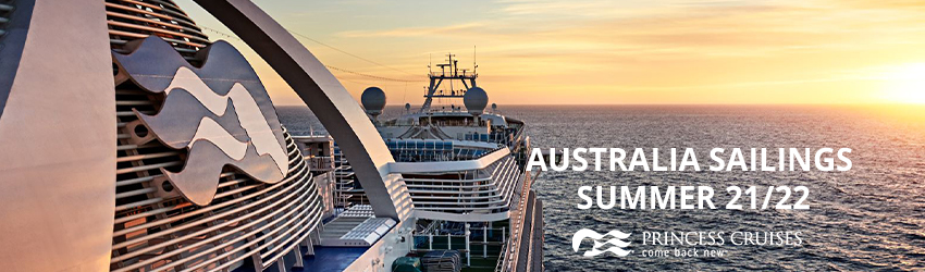 Australia Sailings Summer 21/22!!