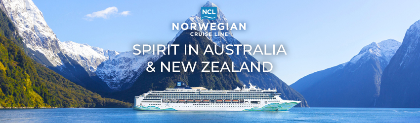 Norwegian Spirit  Cruises from Australia