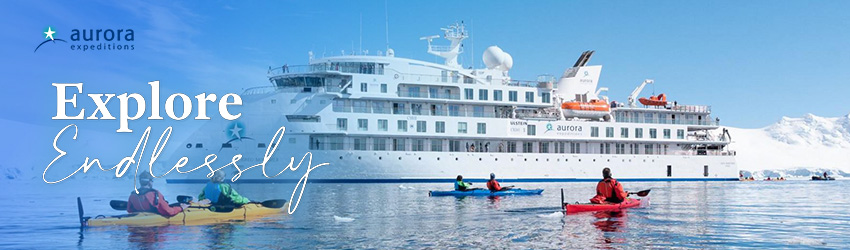 SAVE UP TO 15% ON ANTARCTICA SUMMER 20/21