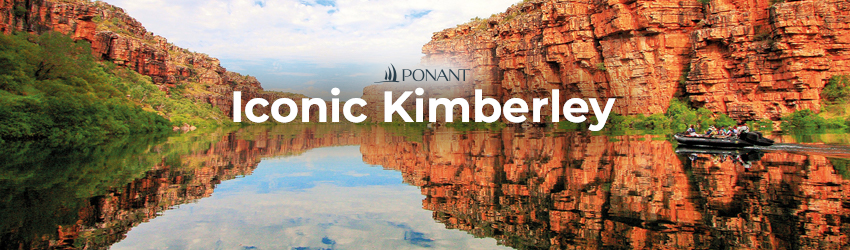 Cruise the Iconic Kimberley region of Western Australia
