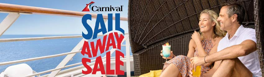 Sea Your Backyard Sale - Great rates plus up to $100 Onboard Credit!